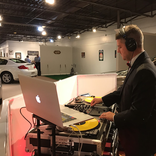 Jay Foss Professional Wedding Event DJ audio Podcast Producer Beverly Boston MA