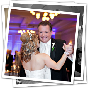 Jay Foss Professional DJ Services at the Michaud Wedding at Mt Washington Resort