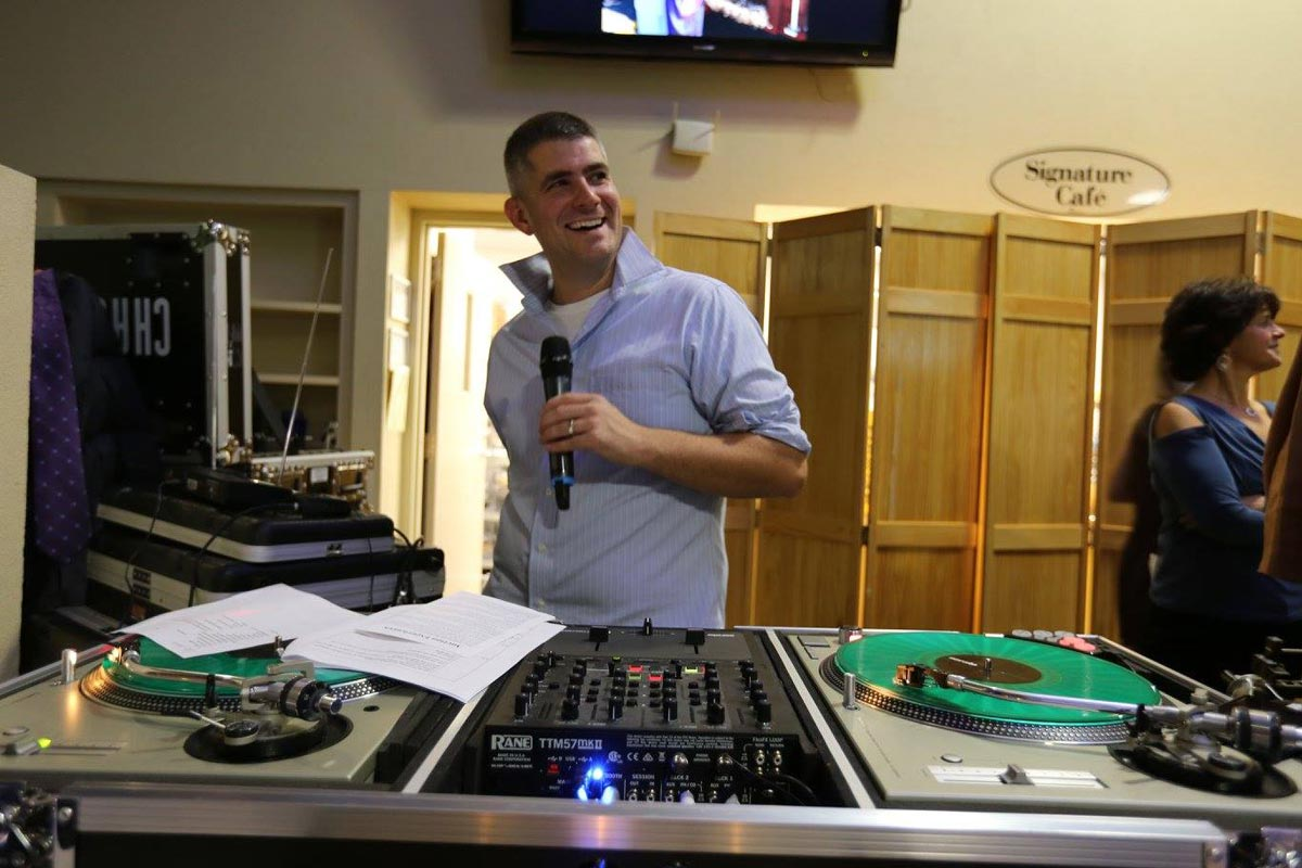 Professional Event DJ Jay Foss Beverly Boston north shore